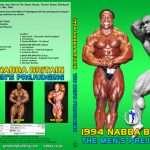 1994 NABBA Britain: Men's Prejudging