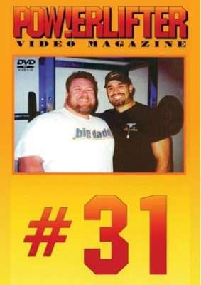 Powerlifter Video Magazine # 31