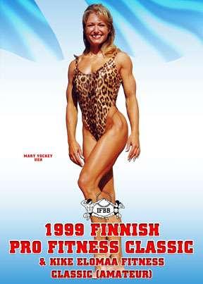 1999 Finnish Pro Fitness Classic