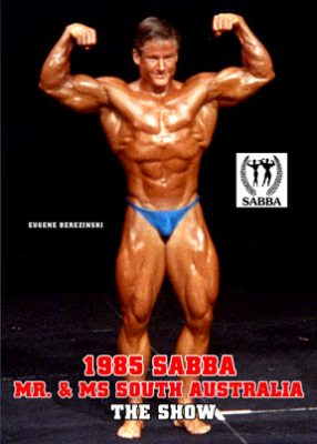 1985 SABBA Mr. & Ms. South Australia