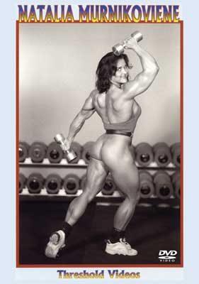 Natalie Murnikoviene from threshold