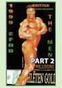 1999 EFBB British Championships: Men's Prejudging # 2