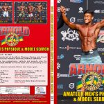 2017 Arnold Australia: Men's Physique & Model Search