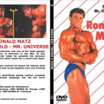 Ronald Matz Training