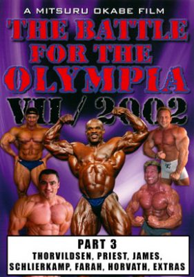 Battle for the Olympia 2002: Part 3 download