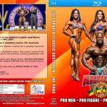 2017 Arnold Classic Australia on Blu-Ray