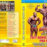 2017 Arnold Classic Pro Men on Blu-ray
