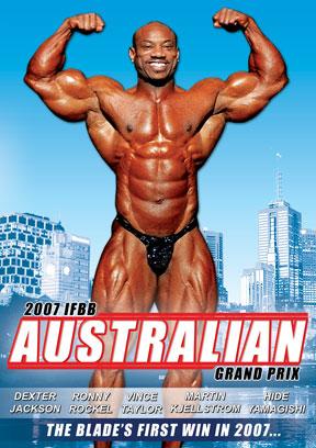 2007 IFBB Australian Pro Grand Prix (Download)