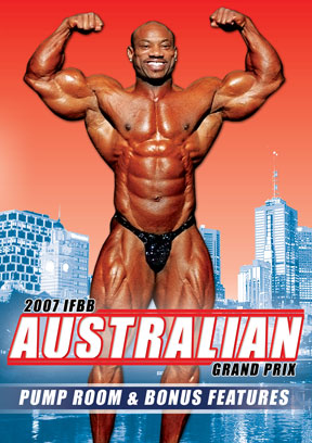 2007 Australian Pro Grand Prix Pump Room (Download)