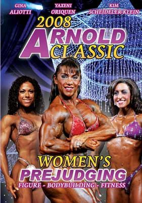 2008 Arnold Classic Pro Women Prejudging Download