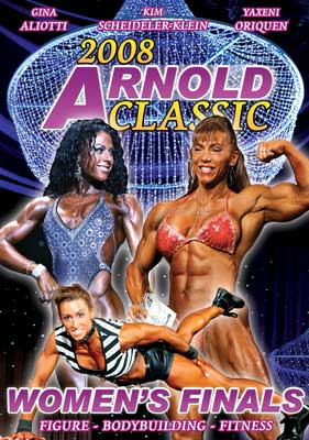 2008 Arnold Classic Women's Finals
