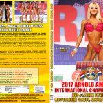 2017 Arnold Amateur USA Women's DVD # 1