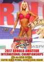 2017 Arnold Amateur USA Women's DVD # 1