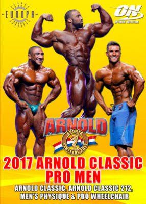 2017 Arnold Classic Pro Men