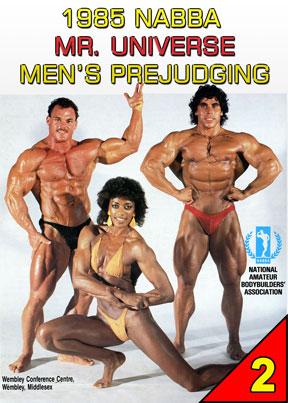 1985 NABBA Mr. Universe Prejudging # 2 download
