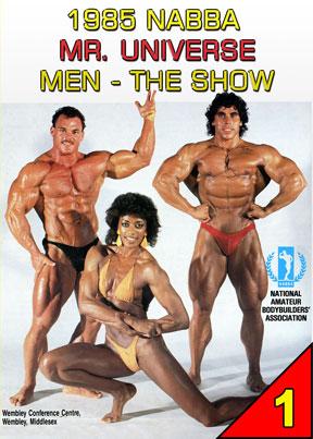1985 NABBA Mr. Universe: Show - Part 1 Download