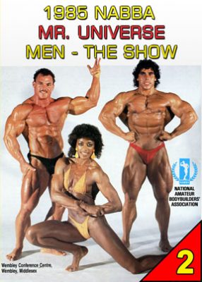 1985 NABBA Mr. Universe: Show # 2 Download
