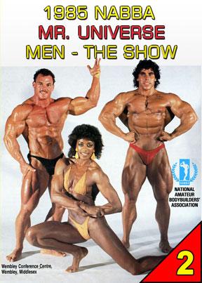 1985 NABBA Mr. Universe: Show # 2 Download