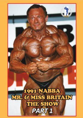1991 NABBA Mr & Ms Britain Show Part 1 download