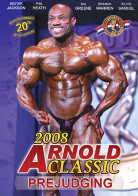 2008 Arnold Classic Prejudging Download