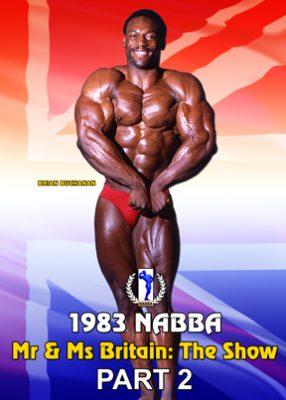 1983 NABBA Britain Show Part 2 Download