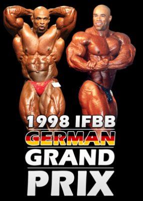 1998 IFBB German Grand Prix