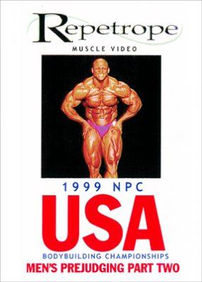1999 NPC USA: Prejudging # 2
