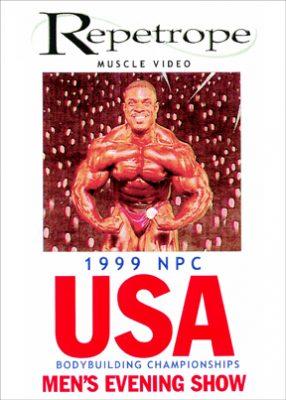 1999 NPC USA Men's Evening Show