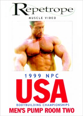1999 NPC Pump Room # 2 DVD