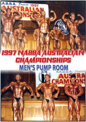 1997 NABBA Australia - Men's Pump Room Download