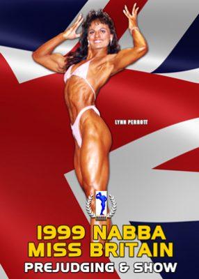 1999 NABBA Britain Women Prejudging & Show