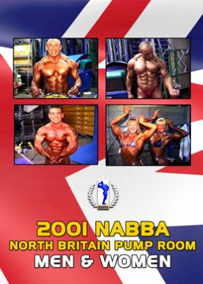 2001 NABBA North Britain - Pump Room Download