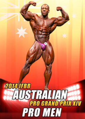 2014 IFBB Australian Pro Grand Prix - Pro Men