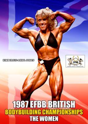 1987 EFBB British Championships women's Show Download