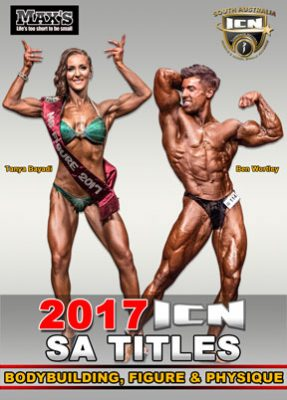 2017 ICN SA Titles: Bodybuilding & Figure