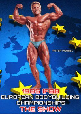1985 IFBB European Championships - Show download
