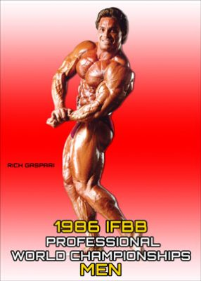 1986 IFBB Professional World Championships Download