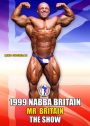 1999 NABBA Mr. Britain - Show Download