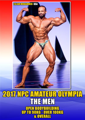 2017 Amateur Olympia Men # 3 Download