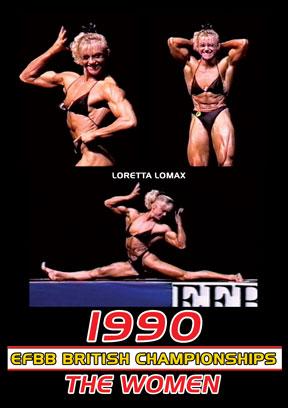 1990 EFBB British Championships - Women