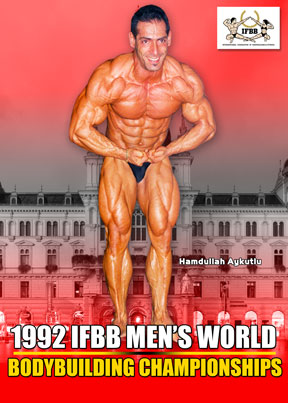 1992 IFBB Men's Amateur World Championships (Download)