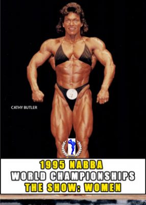 1995 NABBA World Championships women - Download