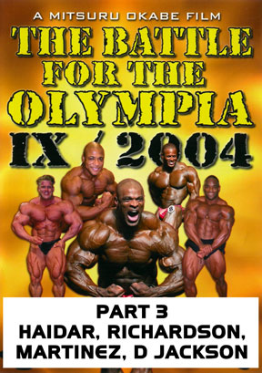 Battle Olympia 2004 Part 3 Download