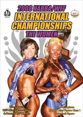 2008 NABBA/WFF International - Women