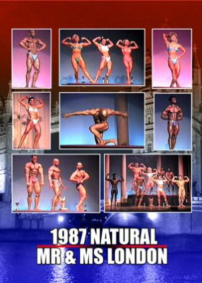 1987 Natural Mr & Ms. London