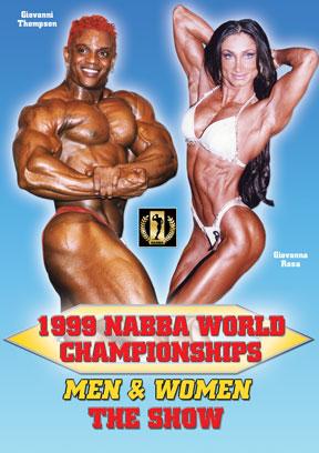 1999 NABBA World Championships: Show Download