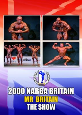 2000 NABBA Britain - Men Show Download
