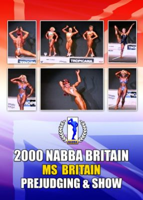 2000 NABBA Miss Britain - Show Download