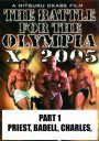 Battle of Olympia 2005 - Part 1 Download
