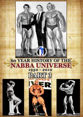 60 Year History of NABBA Universe Part 3